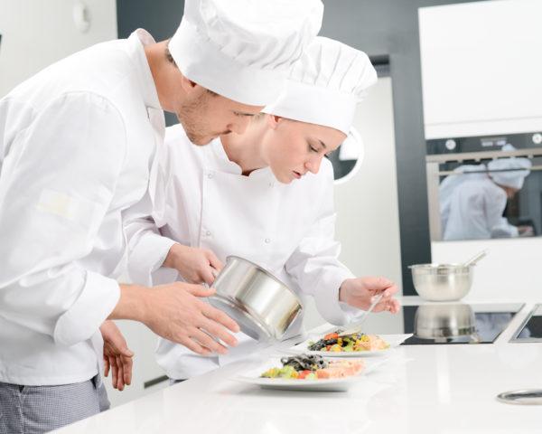 estudiar curso superior de cocinero profesional