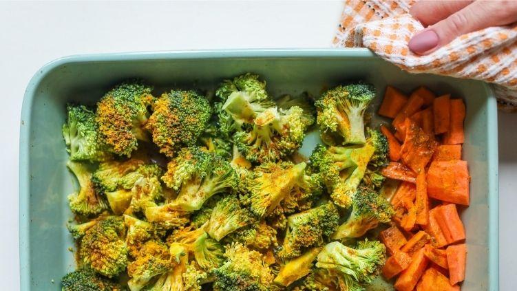 ¿Cómo hacer verduras asadas?