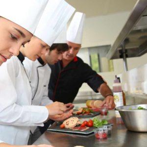 estudiar elaboraciones y platos elementales con productos pesqueros