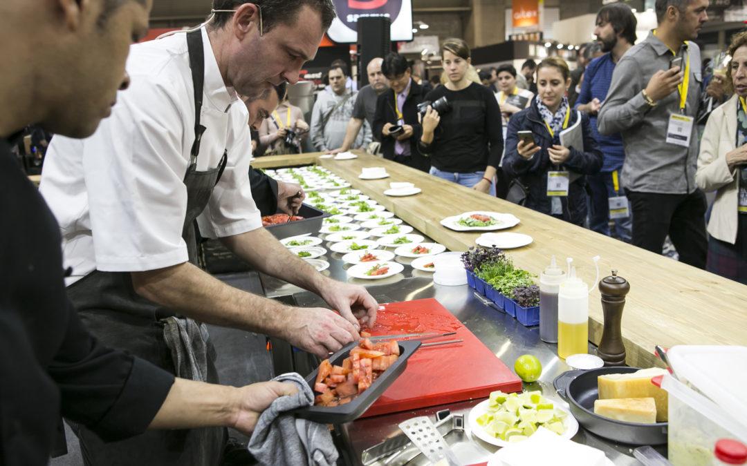 Alimentaria y Hostelco, la gran cita del sector HORECA