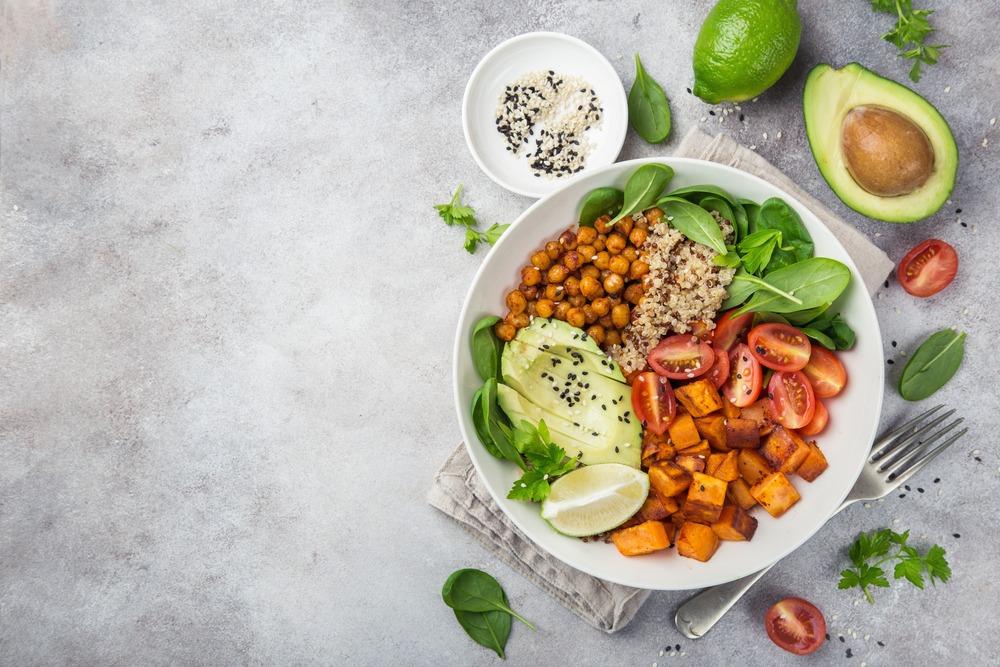 ¿En qué consiste la comida vegana?