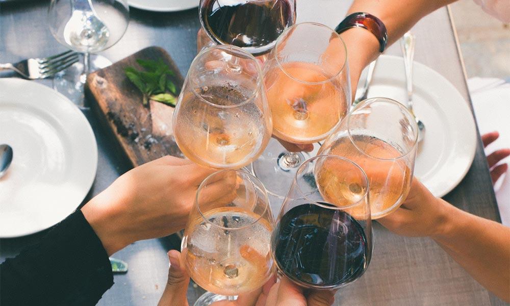 Descubre los tipos de vino y sus componentes